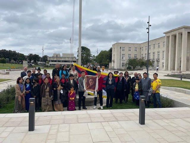 London Borough of Waltham Forest Council marks Tibetan Democracy Day
