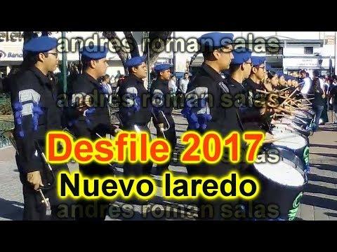 Desfile Nuevo laredo 2017
