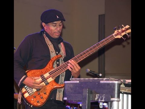 "Bass Solo!!! - ""Red Clay"" - Dwayne Augustine (AUGI) with Tony Austin, Bill Brendle, Randall Willis"