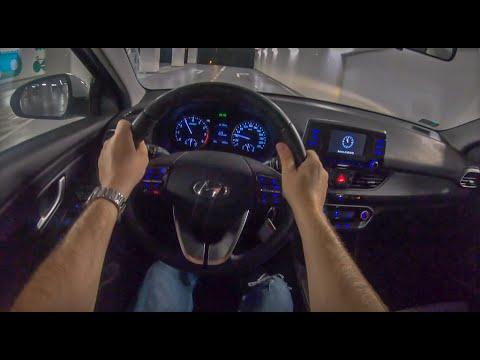 Hyundai i30 NIght | 4K POV Test Drive #241 Joe Black
