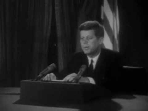 Kennedy Address: Cuba