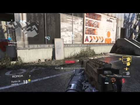 CoD AW | supervivencia en: Detroit/Retreat ( 1/4 )