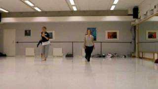 intensiven dansar creeps grupp 4.