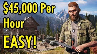 Far Cry 5 Money - Hunting for profit