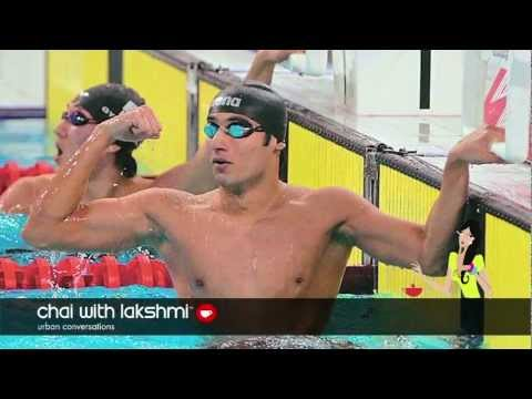 Indian Swimmer Virdhawal Khade: 3 minute catch up