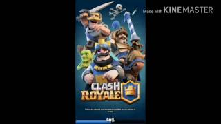 = Special Episode Ova Clash Royale, Lost to level one and u order to clash?