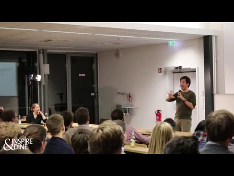 Gino Yu: Engineering a Culture (Inspire&Dine @CDTM)