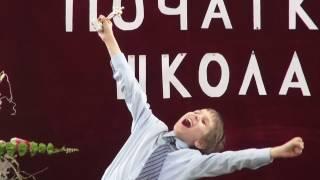 Христианская школа, Выпускной 4 класс 2016 г. Река жизни