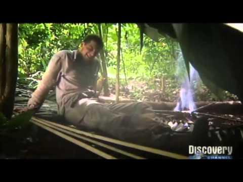 Bear Grylls Man vs Wild | Season 1| Episode 3: Costa Rican Rain Forest