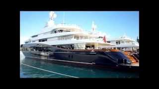 ♛ Мега роскошная яхта NIRVANA(Яхта за миллионы долларов, лодки, катамараны, приватный роскошный отдых, вечеринки, клубы и красивая полная..., 2015-04-11T22:04:11.000Z)