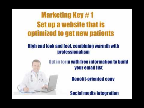 Doctor Marketing- 3 Powerful Marketing Tips for Doctors