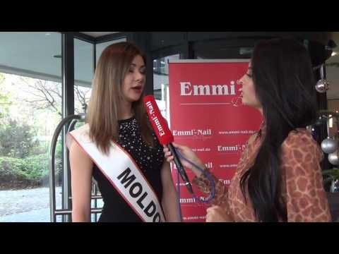 Miss Intercontinental 2015 - Miss Moldova Interview