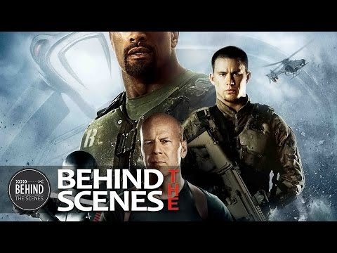 G.I. Joe: Retaliation (Behind the Scenes)
