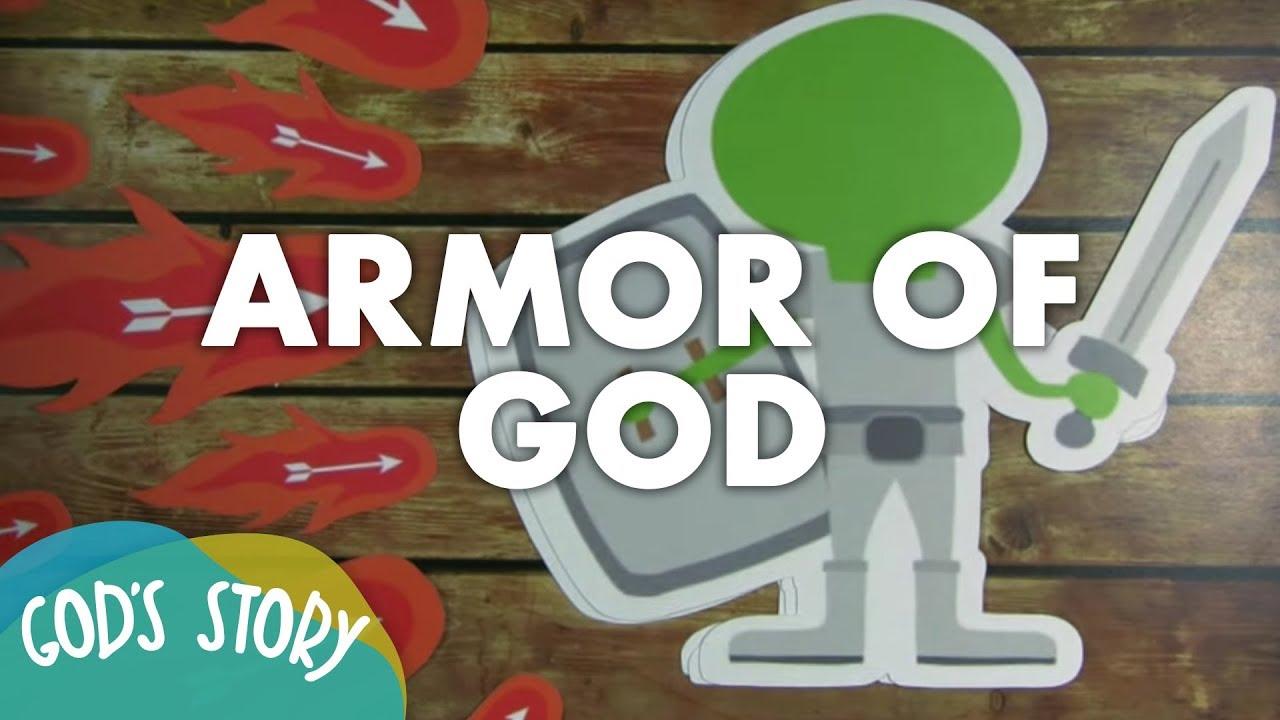 god u0027s story armor of god youtube