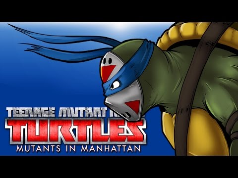 "Teenage Mutant Ninja Turtles: Mutants in Manhattan | ""EP. 8: MEGA KRANG & GIANT ROBOTS!!!"" (TMNT)"