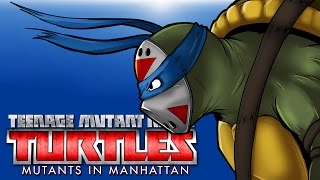 "Teenage Mutant Ninja Turtles: Mutants in Manhattan | ""EP. 8: MEGA KRANG & GIANT ROBOTS!!!"" (TMNT)"