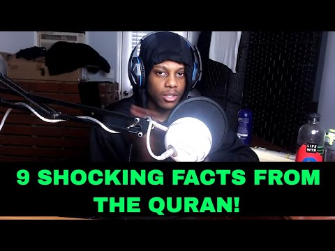 American Learns 9 Shocking Facts From the Quran! (Merciful Servant) REACTION!