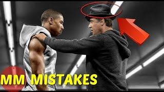 Creed Movie MISTAKES You Didn't See | Creed Goofs