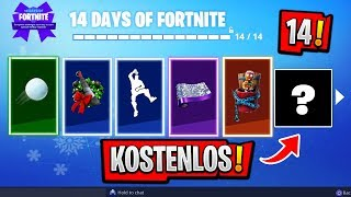 *NEW* LAST 14 DAYS REWARD UNLOCKED! (Free) + NEW RUCKSACK | Fortnite Season 7