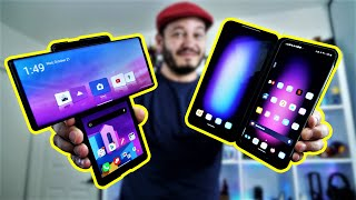 LG Wing vs LG V60: Fold or Swivel? Which phone is for you?