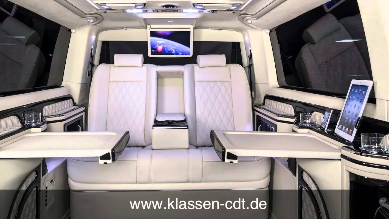 VW T5 Business VIP Exclusiv Luxus Van LUXURY CAR MANUFACTURE
