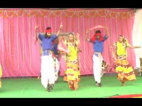 Holkar college Indore bhagoriya dance