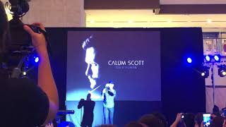 Come Back Home - Calum Scott (live in Manila)