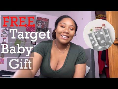 FREE Target Baby Registry Welcome Bag 2020!! - YouTube