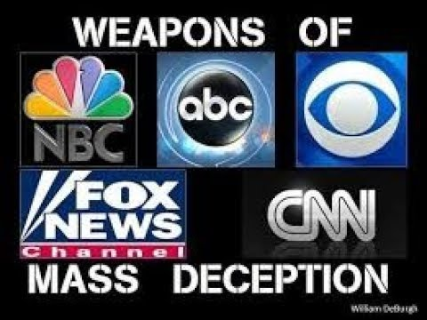 2018 False Advertising! Propaganda and Manipulation  How mass media engineers and distorts our perce