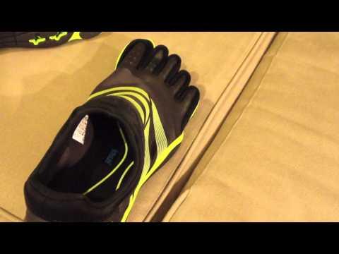 Shoe pickup: Adidas Adipure Trainer