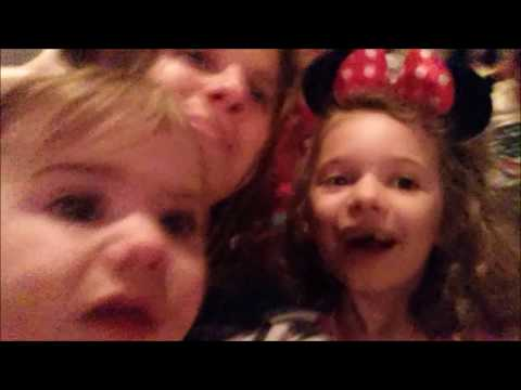 Disney Dance Party fun
