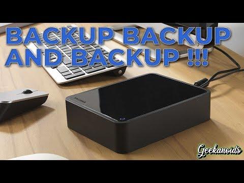 Toshiba Canvio Desktop Hard Drive Review