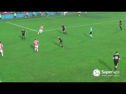 Super liga 2018/19: 16.Kolo: DINAMO – CRVENA ZVEZDA 0:3 (0:1)