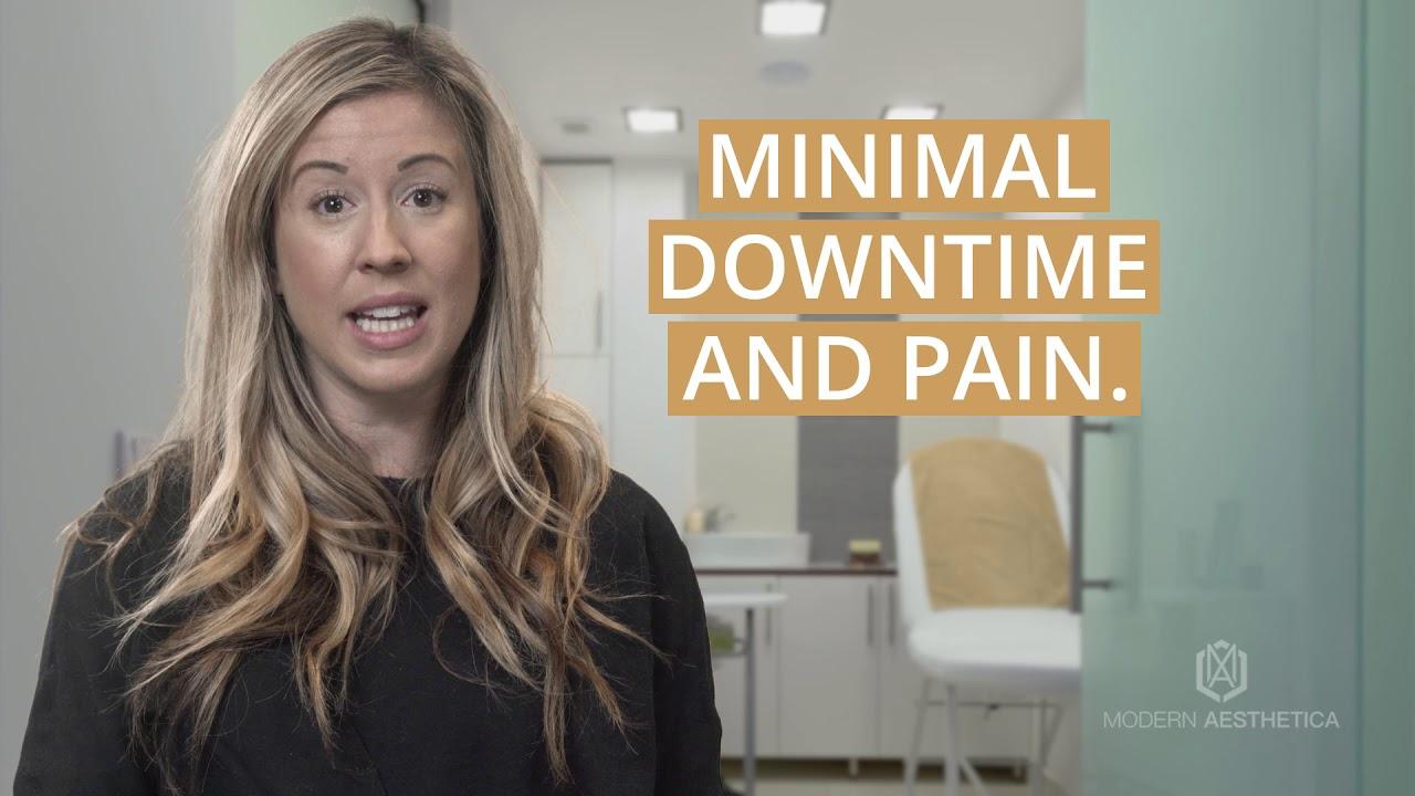 PDO Thread Lift Benefit #3 - No Down Time   Facial Aesthetics Santa Monica    Modern Aesthetica