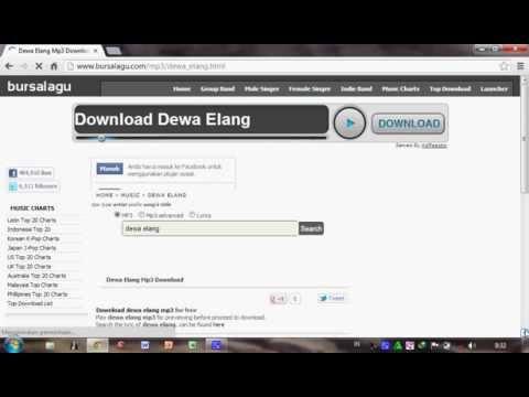 Download Lagu Cara download lagu di Bursalagu com tanpa akun MP3