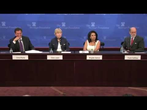 About not so peaceful 300-millions minority. Brigitte Gabriel Answers the Question