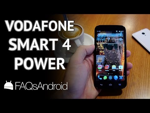 Análisis Vodafone Smart 4 Power | Alcatel Pop S7