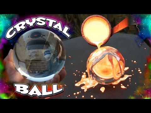 Molten Copper vs Crystal Ball