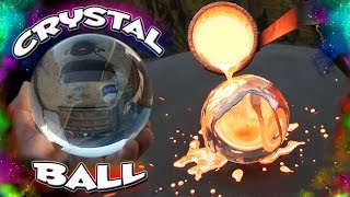 Molten Copper vs Crystal Ball