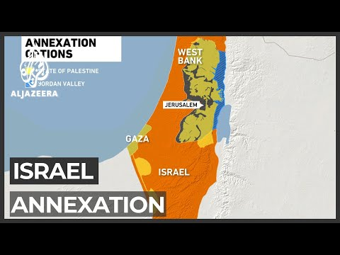 Israel set to annex one-third of occupied West Bank