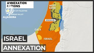 Israel is a few days away from beginning to annex nearly third of the occupied west bank.but as july 1 start date set by prime minister benjamin netany...
