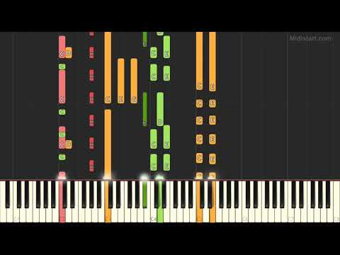 Pink Floyd - Pigs (Three Different Ones) (Instrumental Tutorial) [Synthesia]