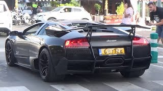 [PBSS`18] Puerto Banus Supercars Spotting 10 ( Murciélago SV, Aventador SV Roadster, Speciale...)