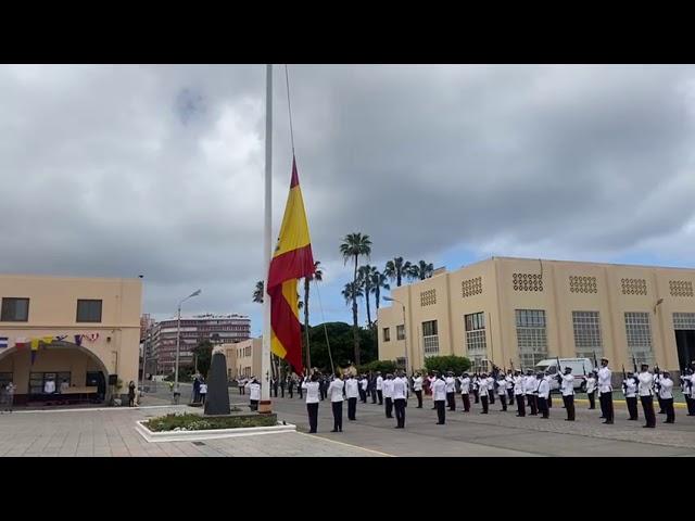 Actos de Conmemoración 484 Aniversario del Cuerpo de Infantería de Marina en Gran Canaria.