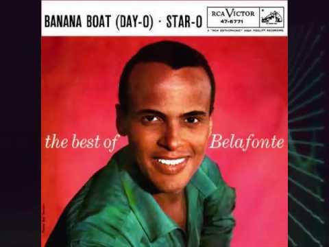 Harry Belafonte - Banana Boat (Day O) 1956