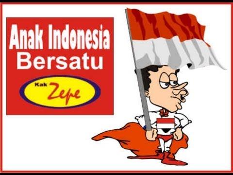 Anak Indonesia Bersatu - Lagu PAUD - TK - KB - Pendidikan ...