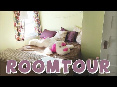 Au Pair USA   ROOMTOUR   Mein Zimmer in Amerika