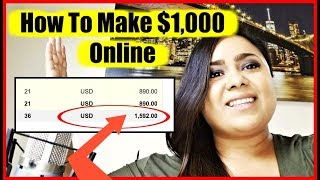 "How To Earn Money Online From Home "" How To Make Money Online Fast 2018"