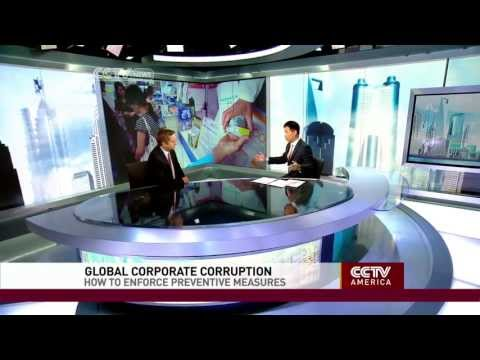 Matthew Reinhard Discusses Global Corporate Corruption