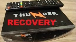 Recovery Azbox Thunder